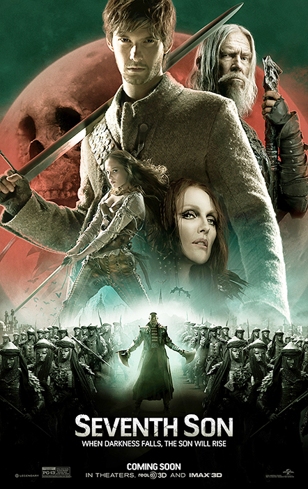 Poster nou Seventh Son