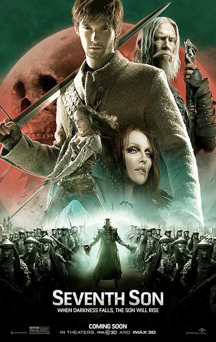 Poster nou Seventh Son