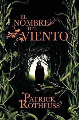Portada en español del libro de Patrich Rothfuss