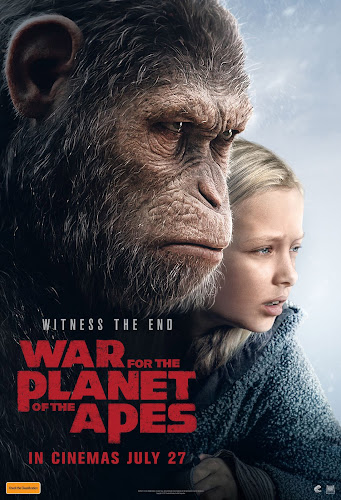 War for the Planet of the Apes (BRRip 1080p Dual Latino / Ingles) (2017)