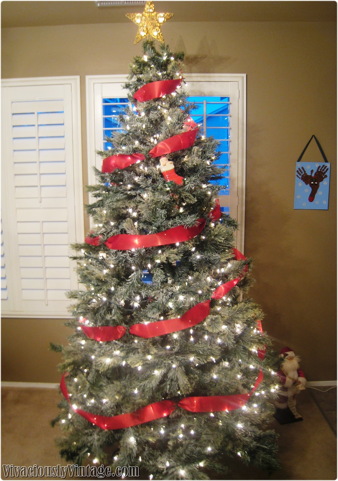 ansley designs how to decorate your christmas tree like a - How To Decorate A Christmas Tree Professionally