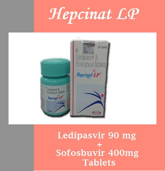 Sofosbuvir Ledipasvir (Hepcinat LP) : Treatments For Hepatitis C Patients