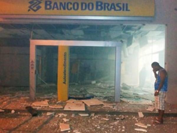 Banco Inhambupe (Foto: Marcelo Oliveira/Arquivo pessoal)
