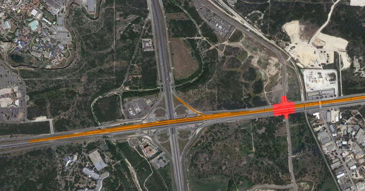 Go Ahead!: Loop 1604 main lane closures scheduled next ...