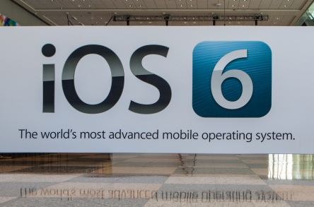 Apple iOS 6 Official Logo