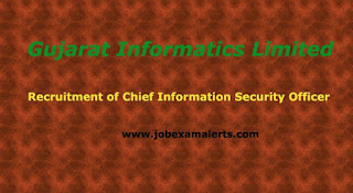 Gujarat Informatics Limited : Recruitment