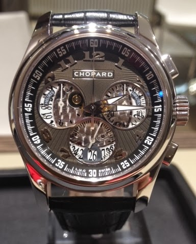 Montre Chopard L.U.C Chrono One