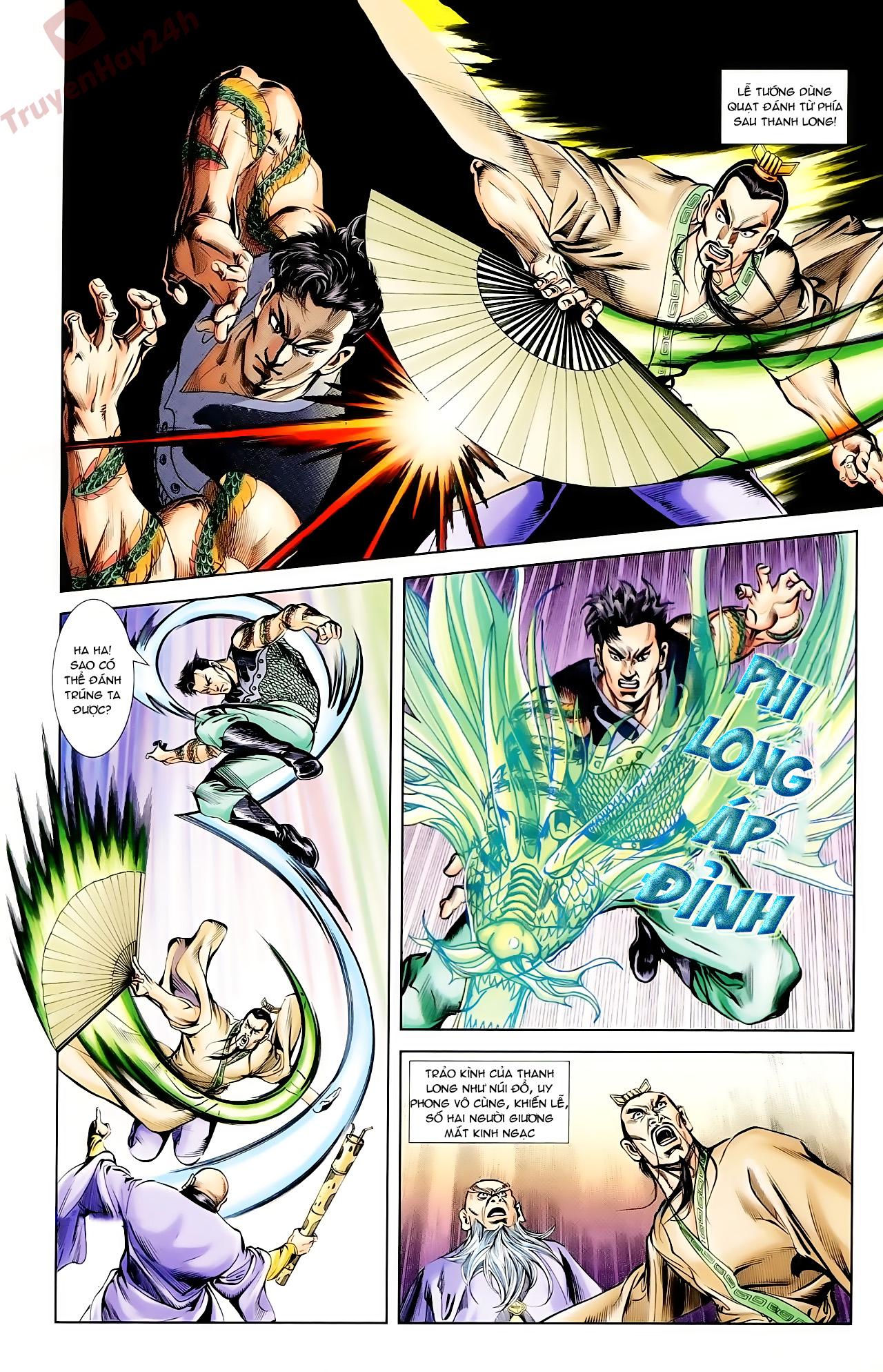 Cơ Phát Khai Chu Bản chapter 61 trang 23