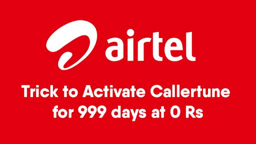 Airtel Hello Tune - Get Free Mera Desh Badal Raha Hai Hello Tune for 999 Days