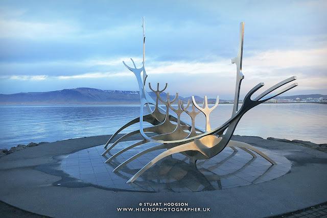 Iceland, Reykjavik, Sun Voyager, Dream boat