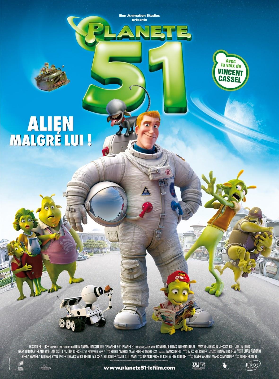 Planet 51 แพลนเน็ต 51 บุกโลกคนตัวเขียว [HD][พากย์ไทย]
