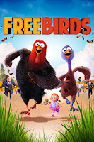 Free Birds (2013) Dual Audio [Hindi-English] 720p BluRay ESubs Download