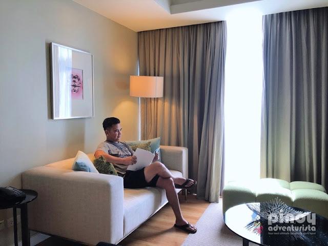 HOTEL REVIEW Citadines Salcedo Makati