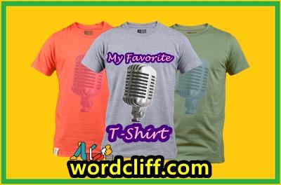 Contoh Descriptive Text Tentang Baju Favorit
