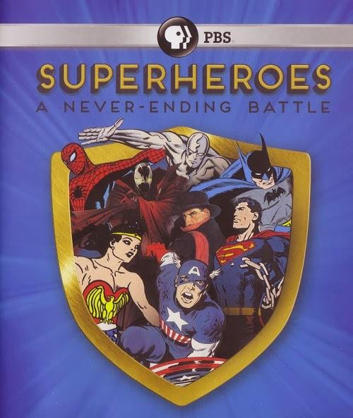 Capitulos de: Superheroes: Una batalla interminable