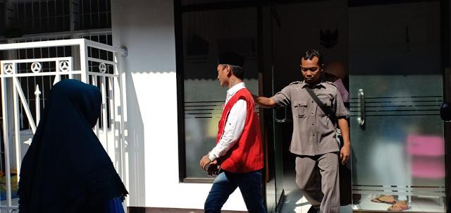 Kurir Ganja Dituntut 14 Tahun Penjara