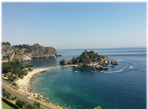 Sycylia: Taormina, Katania, Syrakuzy, część 2