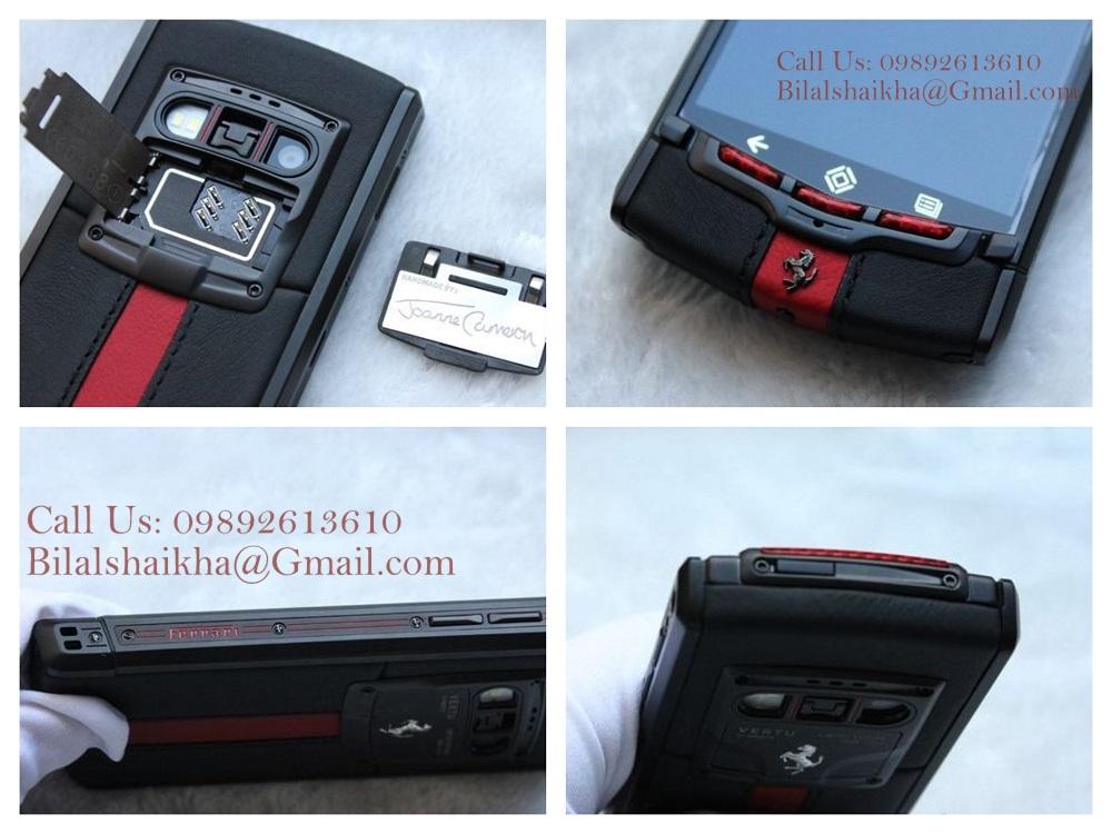3324e7610ea First Copy Vertu Mobile Phone India