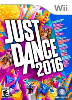 Just Dance 2016 Nintendo Wii