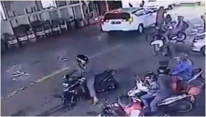 Video anggota DPR Arif Wibowo diduga pukul ABK KMP Nusa Makmur