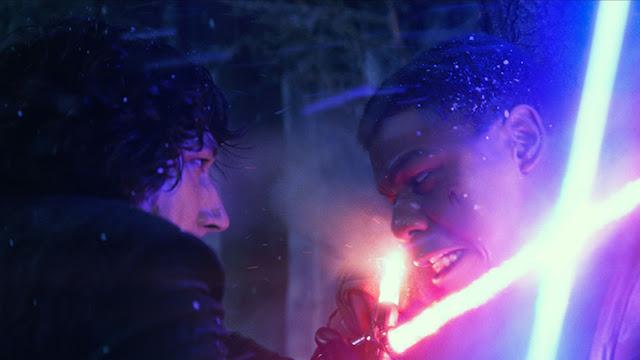 John Boyega Adam Driver J.J. Abrams | Star Wars: Episode VII – The Force Awakens