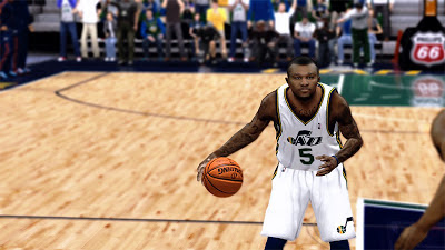 NBA 2K13 Mo Williams Player Update