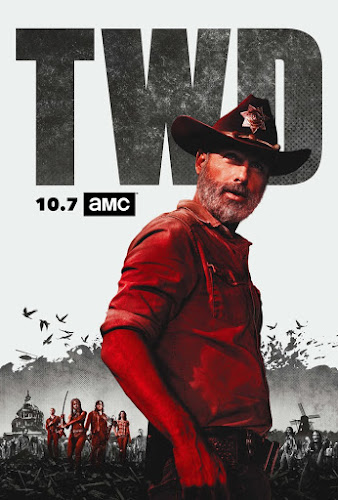 The Walking Dead Temporada 9 (Web-DL 720p Ingles Subtitulado)