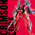 "Custom Build: HG 1/144 ""Blade of Guren""  Lightning Z Gundam ""Crimson edge"""