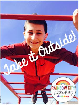 Teach Outside