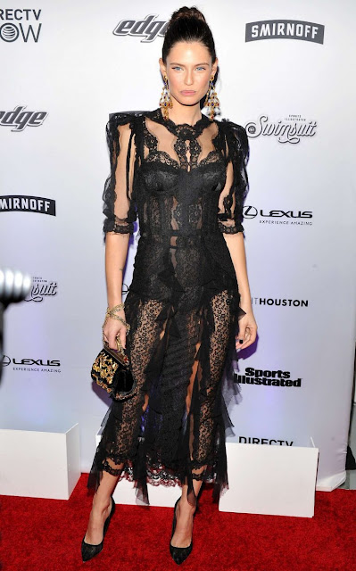 Bianca Balti – Sports Illustrated Swimsuit Edition Launch Event
