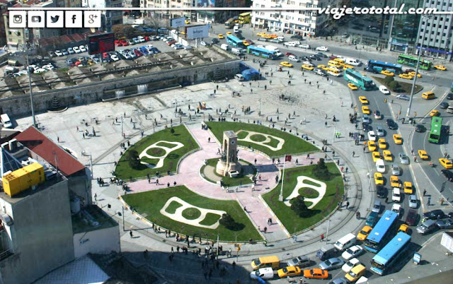 Plaza Taksim - Estambul, Turquia