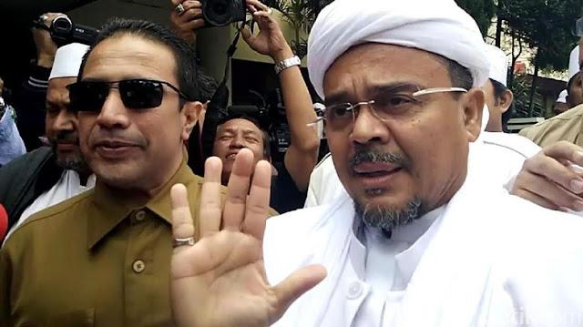 Habib Rizieq Bongkar Enam Ucapan Ahok yang Bermasalah