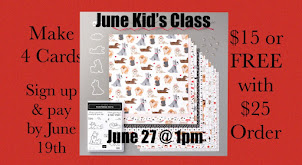 JUNE KIDS CLASS TO-GO