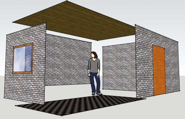 Elemen Penyusun Ruang dalam Arsitektur
