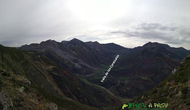 Valle de los Cereizales, Somiedo