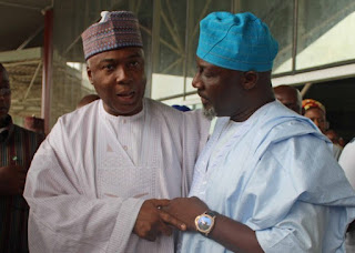 Court Suspends Judgment In Suit To Sack Saraki, Melaye, Others For Defection