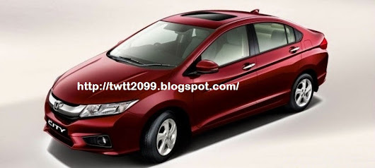 TALK WITH TECHNOLOGY TODAY: Honda City 2014 in Pakistan Review