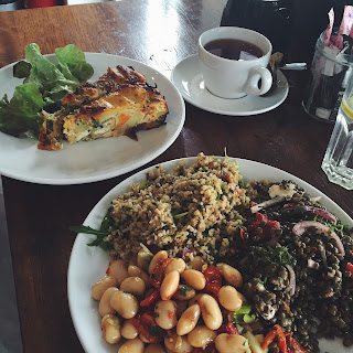 Basil, Basil Cafe, Basil Tunbridge Wells, Healthy, Healthy Food, Salad, Instagram