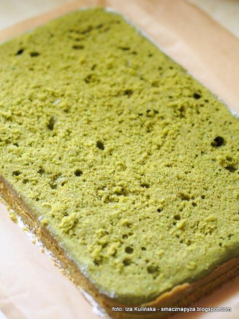 ciasto szpinakowo bazyliowe, szpinak, bazylia, ciasto na niedziele, deser na lato, ciasto domowe, najsmaczniejsze, najlepszy przepis, zielono mi