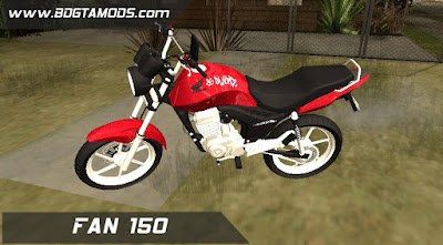 GTA SA - HONDA FAN 150 1