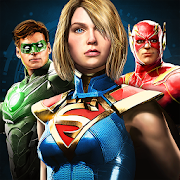 Playstore icon of Injustice 2