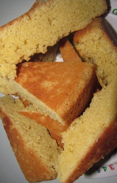 Moist pressure cooker baked cake