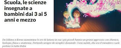 http://www.repubblica.it/scuola/2016/03/23/news/scuola_scienze_bambini-136118223/