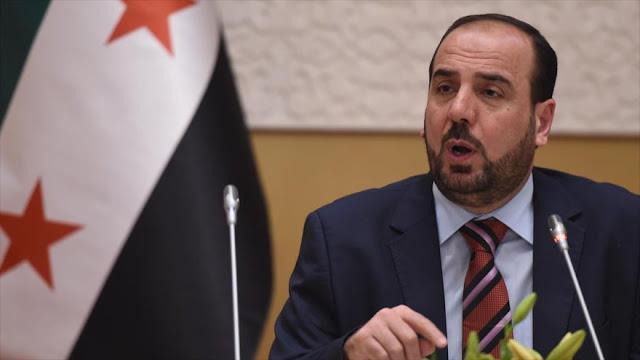 Oposición siria pide a EEUU no retirar sus fuerzas del país árabe