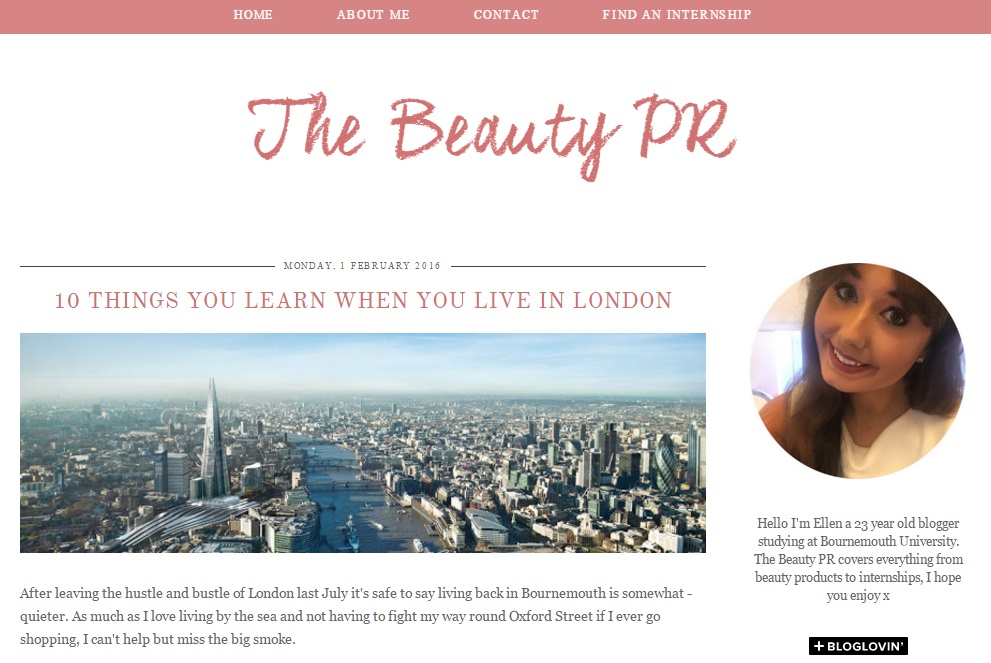 6 Blogs To Indulge In This Weekend Beauty PR
