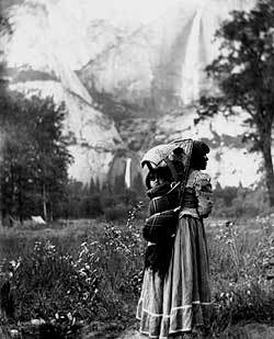 yosemite village women Some of the trees in yosemite's mariposa grove have been growing for  village on alert as breaking iceberg  why are more pregnant women having heart.