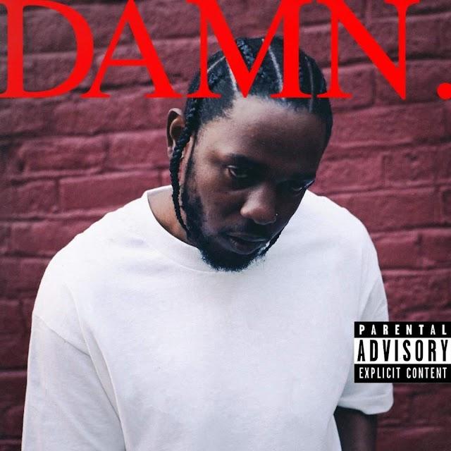 "Stream & Download ""DAMN"" by Kendrick Lamar (Full Album) featuring Rihanna, Zacari, & U2"