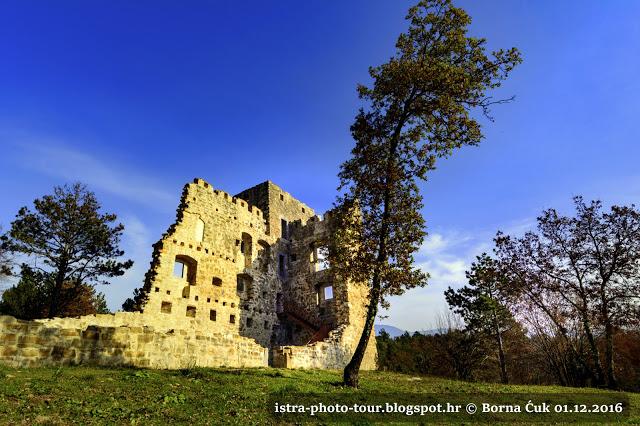 Kaštel Srednjovjekovna utvrda Possert/Posrt