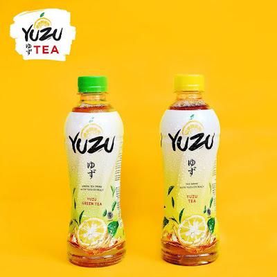 Keunggulan Minuman Yuzu Citrus