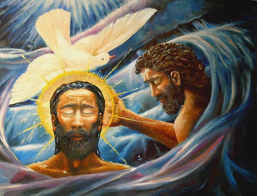 The Word Proclaimed: Baptism of Jesus